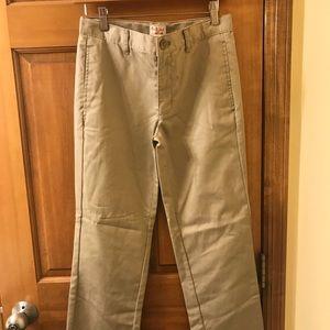 Boys khaki pants - excellent condition